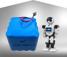 机器人智能锂电池设计方案