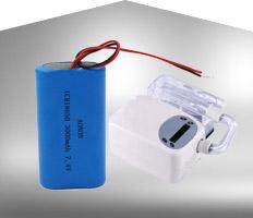 医疗呼吸机锂电池设计方案