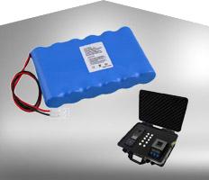 野外水质监测仪电池设计方案