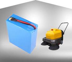 电动扫地机电池的设计方案