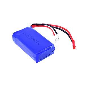 7.4V 850mAh 703048可编程飞行机器人电池